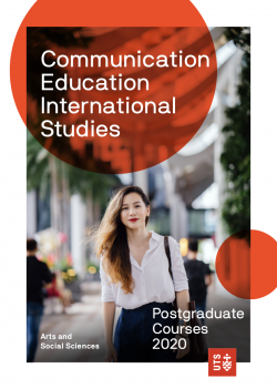Cover of the FASS Postgraduate Guide