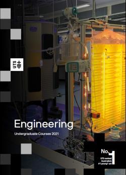 UTS Engineering Undergraduate Course Guide 2021