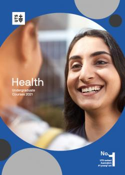 UTS Health Undergraduate Course Guide 2021