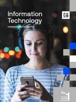UTS IT Undergraduate Course Guide 2021
