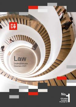 UTS Law Undergraduate Course Guide 2021