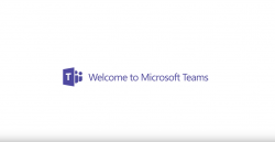 Video thumbnail image - Welcome to Microsoft Teams