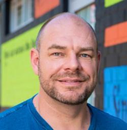 A head shot of David Durbin