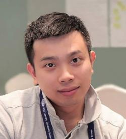 Head shot of Huy Phi Cong