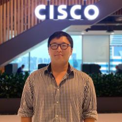 Portrait of Dennis Kim, UTS Engineering graduate