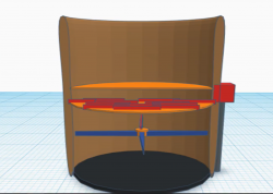3d model of filter for chimneys