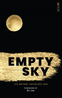 anthology 2020 empty sky cover foreword by Bri Lee