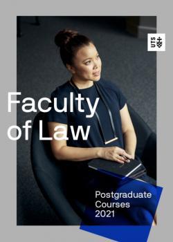 Postgraduate course guide cover image