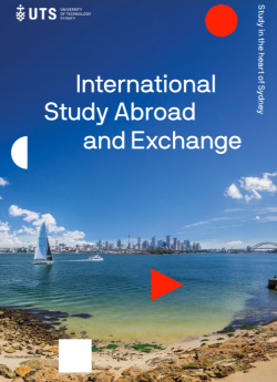 Study Abroad and Exchange 2021 brochure cover