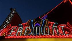 Fremont Theatre, San Luis Obismo California