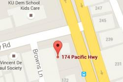 Health Psychology Unit, 174 Pacific Highway, St Leonards