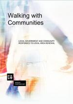 Walking with Communities report cover