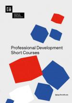 UTS IPPG Short courses brochure cover