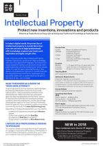UTS Intellectual Property flyer