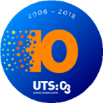 UTS Climate Change Cluster 10 years logo