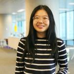 UTS Engineering and IT student, Clarissa Lim
