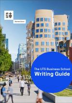 UTS Business School Writing Guide