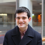 FASS undergraduate Samuel Tiberi