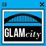 GLAMcity podcast cover