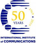 IIC 50 years logo
