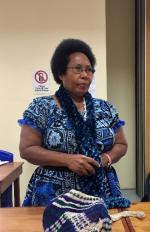 A profile picture of Dr Nina Joseph PNG NC