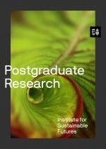 ISF post graduate research cover of guide