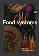 Food systems brochure cover