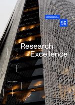 UTS Faculty of Engineering and IT Research Excellence 2019 cover