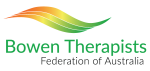 Bowen Therapists Federation of Australia logo