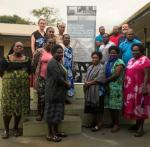 Nurses in Vanuatu