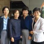 Four army nurses