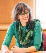 Photo of Prof Kate Barclay