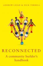 Reconnected; a community builder's handbook cover