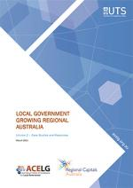 Local government growing regional Australia vol 2