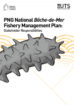 Fishery plan management brochure