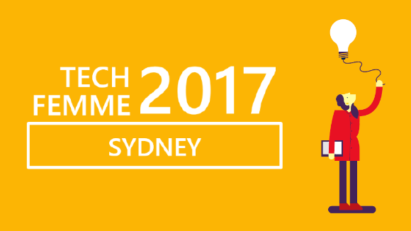 TechFemme 2017 banner image