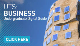 Business Undergraduate digital course guide cover