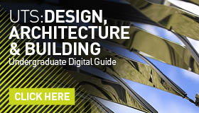 Design, Architecture and Building Undergraduate digital course guide cover