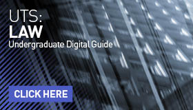 Law Undergraduate digital course guide cover