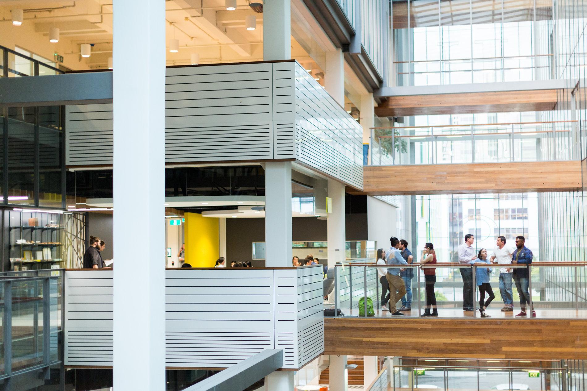 UTS Building 10 Atrium