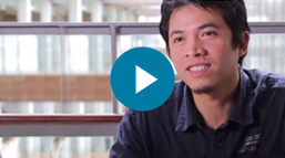International student Muhammad Anshar video testimonial