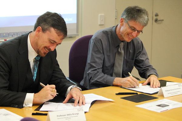 KTP agreement signing