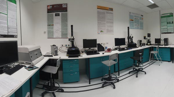 Building 4 lab