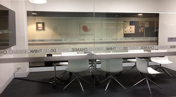 Building 4 meeting room