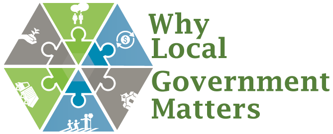 Why Local Government Matters Button