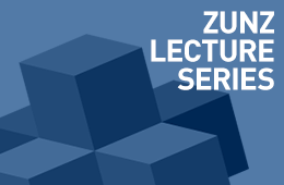 Zunz lecture series